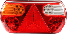 Tylna lampa LED > 724543 / 724544